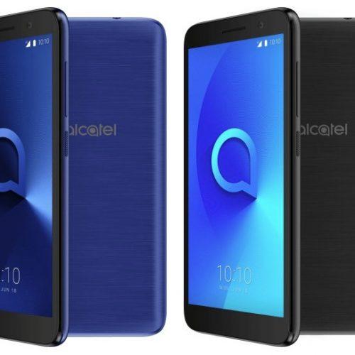 Mütevazi Fiyatı ile Rakipsiz Olması Beklenen Android Go'lu Alcatel 1 Sızdırıldı!