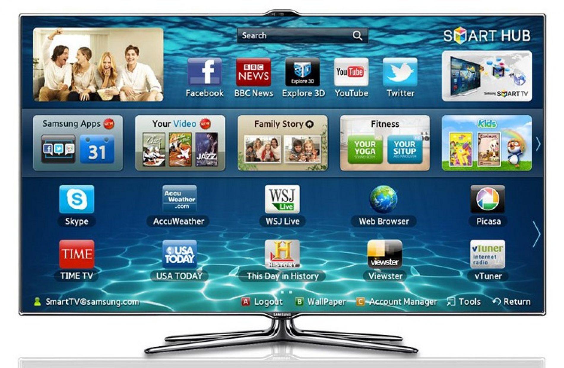 Smart TV Nedir?